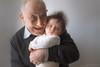GrandPa (antoniopedroni photo) Tags: grandpa nonno ritratto portrait newborn elisa babygirl bambina
