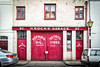 The Rocks Garage, Bristol, UK (KSAG Photography) Tags: garage classic design 1920s history heritage architecture bristol uk unitedkingdom england europe britain wideangle nikon april 2018 city urban sign street