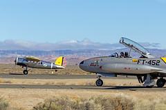 Lockheed Vega_3 (SamOphoto2011) Tags: airplanes canon california airshow 14iiteleconverter lockheed 7dmarkii t33shootingstar 2018 100400lmarkii losangelescountyairshow williamjfoxairfield lancaster vega
