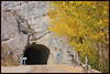 hole (ibarenogaray) Tags: desfiladero yecla silos burgos castilla tunel otoño