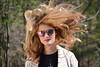 windy hair (vladobgd) Tags: wind hair blue kosa плава ветар nikon d3100 lens