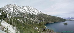 Lake Tahoe Overview (Andrew's Wildlife) Tags: laketahoe emeraldbay landscape