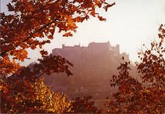 postcard - from sarahamina, Austria (Jassy-50) Tags: postcard postcrossing salzburg austria fortresshohensalzburg salzburgcastle autumn fallfoliage unescoworldheritagesite unescoworldheritage unesco worldheritagesite worldheritage whs