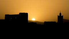 Sunset - Tamnougalt (Ludovic Di Iorio) Tags: pentax photography paysages landscape sunset maroc marocco tamnougalt draa vallée du drâa roadtrip ouarzazate oasis kasbah maktob ksar sun