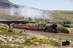 Flying Scotsman 60103 4472 (craigelias1) Tags: aisgill 60103 4472 flying scotsman steam train loco locomotive engine the br british railway railroad railways rail cathedrals express lner