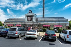 Tito's Diner - Fredericksburg VA (TAC.Photography) Tags: diner eatery stainless aluminum mothersday