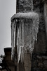Icicles - Beast from the East (Richard Tynan) Tags: edinburgh winter snow landscape buildings city beastfromtheeast moody desaturated dean village ice icicles