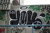 Yok (NJphotograffer) Tags: graffiti graff new york city ny nyc yok