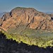 Details Across the Mountain of Vernon Bailey Peak (Big Bend National Park)