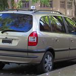 Chevrolet Zafira 2.0 GLS 2008 thumbnail