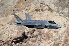 15-5118 (Ian.Older) Tags: 155118 422nd f35a test evaluation squadron edwards afb california ot f35 lightning starwars canyon rainbow low level usaf 5th generation fifth jet fighter aircraft aviation lockheed martin air force af109 jedi transition 31st tes