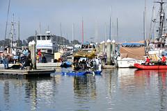 2018-05-27_09-29-22 (Hyperflange Industries) Tags: kinetic grand championship 2018 teams sculpture race event humboldt bay public marina wharfinger building sunday may eureka ca california