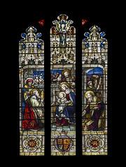 Adoration of the Magi (badger_beard) Tags: linton mary virgin church cambridgeshire cambs south cambridge haverhill