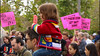 On Her Daddy's Shoulders at the March For Our Lives (Robb Wilson) Tags: freephotos losangeles march for our lives la 2018 marchforourlivesla2018 downtownla lacityhall protestsignsandbanners