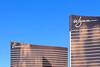 Encore and Wynn, Las Vegas, Nevada (Mike Sirotin) Tags: architecturephotography wynn casinos travelphotography nv city nevada encore lasvegasstrip buuldings cityphotography lasvegas architecture glass hotels lasvegasboulevard glassbox travel
