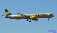 G-TCDV LMML 31-05-2018 (Burmarrad (Mark) Camenzuli Thank you for the 12.2) Tags: airline thomas cook airlines aircraft airbus a321211 registration gtcdv cn 1972 lmml 31052018