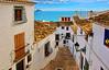 Calles de Altea (Nikon D90) (juanmzgz) Tags: altea alicante mediterráneo sol marazul casasblancas arquitecturapopular