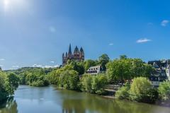 Limburg an der Lahn - Limburger Dom (Ventura Carmona) Tags: alemania germany deutschland hessen limburg lahn limburganderlahn limburgerdom dom catedral georgsdom bistum venturacarmona fluss river río