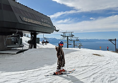 Closing day at Heavenly (benjaminfish) Tags: ski lake tahoe heavenly california gunbarrel april 2018 spring