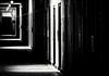 "The ""Bunker"" at Dachau (Andy J Newman) Tags: camp concentration monochrome om blackandwhite bunker cell dachau deutschland germany munich olympus prison prisoner punish punishment silverefex bayern de"