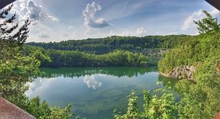 Naturschutz in NRW  Ein altes Kalkwerk A.D.