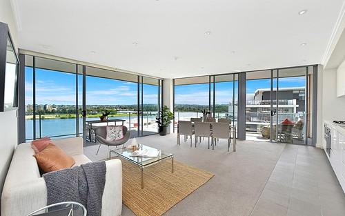 A803/40 Shoreline Drive, Rhodes NSW