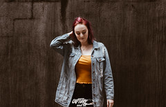 People Portraits. (Capture & Co.) Tags: captureandco adelaidephotographer canon canon60d people portrait photoshoot tamron1750 50mmf14 vscocam vsco lightroom faded warmtones moody city rooftop adelaide southaustralia australia