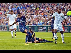 Melhores momentos - Roma 1 x 1 PSG - Champions Cup (19/07/2017) (portalminas) Tags: melhores momentos roma 1 x psg champions cup 19072017