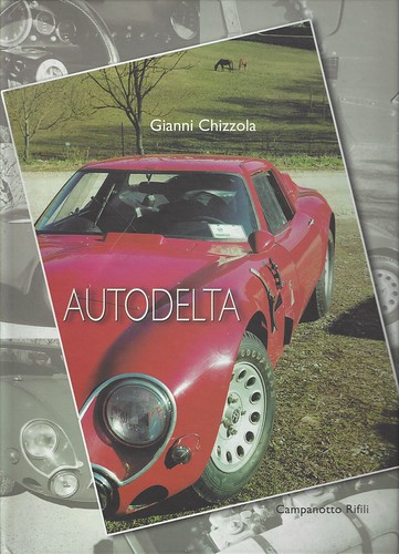 Autodelta cover Chizzola