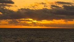Lever du soleil en mer - 5615 (rivai56) Tags: leverdusoleilenmer sunrise mer sonyphotographing sea norwegian jade sunriseatsea norwegianjade5619 orange