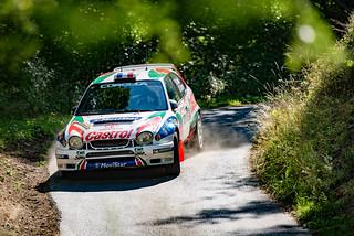 #131 1998 Toyota Corolla WRC - Garvey/Lech