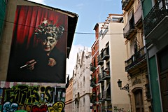 València Arte Urbano Graffiti 54 (Kiko Colomer) Tags: kikocolomer franciscojosecolomerpache arte urbano graffiti valencia valence ciudad calle pintura city rue street francisco colomer pache kiko corona