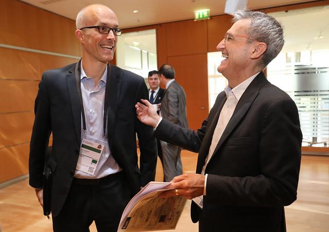Jordi Torrent and Jordi Espin