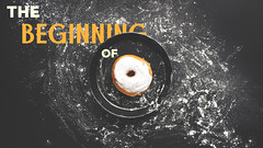 The BEGINNING of Donuts. (Mahmoud Lashin) Tags: food donuts commercial photography colours colourful