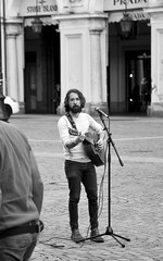 Torino (Roger Gazineu) Tags: street city bw blackandwhite pretoebranco preto branco