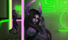 Nights Bride (aerlinniel.roughneck) Tags: thelittlebat joplino {{lune}} {getfrocked} gardenofshadows sinfulneeds sntch suicidedollz theplastik whimsical
