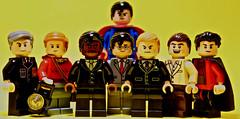 Men of Tomorrow (Supremedalekdunn') Tags: men tomorrow superman clark kent kalel dan turpin jimmy olsen john henry irons steel alexander lex luthor otis beatty monel soldier krypton dc comics supremedalekdunn metropolis kryptonian spaceship war