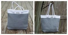 Malia Shoulder Bag Free Crochet Pattern and Video Tutorial (coolcreativity) Tags: bag freecrochetpattern