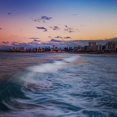 Ocean Motion Cronulla (alexkess) Tags: instagram ifttt