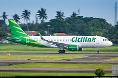 [CGK.2015] #Citilink #QC #Airbus #A320 #Supergreen #awp (CHR / AeroWorldpictures Team) Tags: citilink indonesia airbus a320214 wl msn cn 6408 eng 2x cfmi cfm565b43 reg pkgqh call sign supergreen history aircraft first flight test daxalat built site hamburg xfw germany delivered qg ctv leased icbc cabin y180 plane aircrafts airplane a320 asian airlines airways jakarta cgk planespotting nikon d300s zoomlenses raw lightroom awp 2015 chr wiii