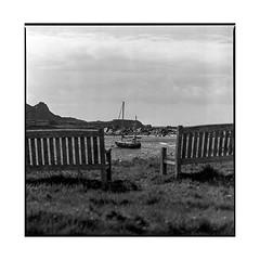 aiming • eastdale, scotland • 2017 (lem's) Tags: aiming boat benches visée bateau bancs eastdale scotland alba ecosse zenza bronica