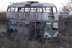 1948 BUT 9641T Q1 Metro Cammel Coach Works (coopey) Tags: 1948 but 9641t q1 metro cammel coach works
