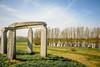 stone (stevefge) Tags: 2018 beuningen grindgat weurt landscape stone sculpture trees bomen water nederland netherlands nl nederlandvandaag reflectyourworld lente