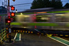 Train crossing (jernejb) Tags: e231500series train yamanoteline jr komagome toshima tokyo japan d750