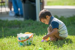 The Hunter (tilmonphotography) Tags: easter toddler boy cute field grass basket outside littleboy egghunt eggs