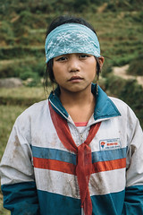 Ta Phin village. (@see1st) Tags: vietnam sapa laocai sony sonya7s travel adventure explore people localpeople portrait face city citylife children