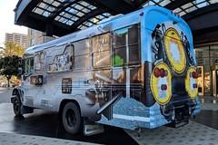 School Bus (So Cal Metro) Tags: international bus schoolbus navistar maker maker537 cajonvalley cajonvalleyschooldistrict sandiego