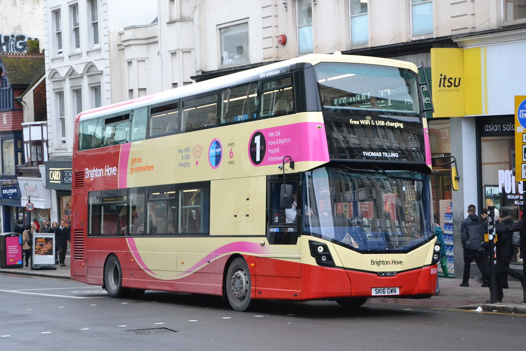 The World's most recently posted photos of 809 and bus - Flickr Hive