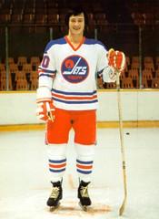 Winnipeg Jets Peter Sullivan (vintage.winnipeg) Tags: winnipeg manitoba canada vintage history historic sports winnipegjets