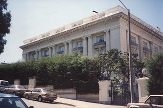 San Francisco - California - Spreckels Mansion - Landmark Historic
